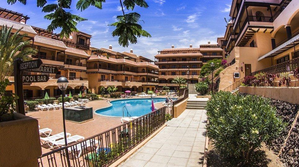 ОТКРЫТЫЙ БАССЕЙН Hotel Coral Los Alisios