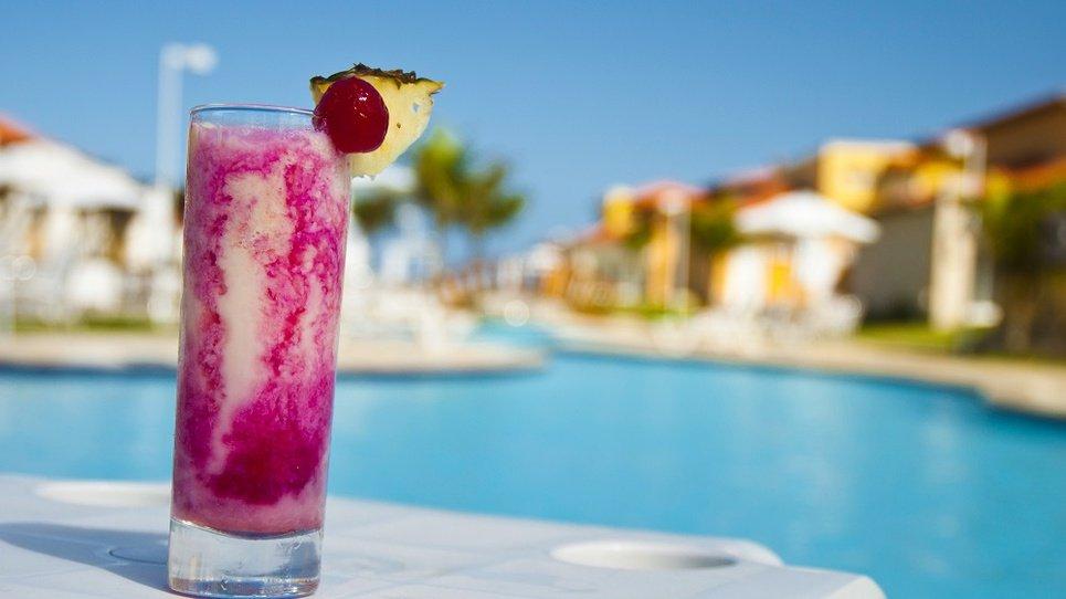 БАР У БАССЕЙНА Hotel Coral Los Alisios
