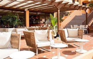 терраса Hotel Coral Los Alisios