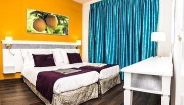 Семейные апартаменты Hotel Coral Los Alisios
